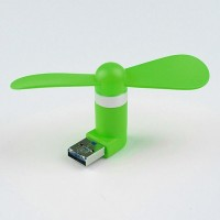 Вентилятор micro USB-USB охлаждение