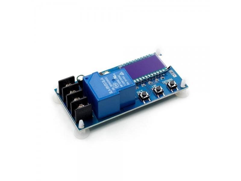 Контроллер заряда защитная плата зарядное устройство 6-60В 30A