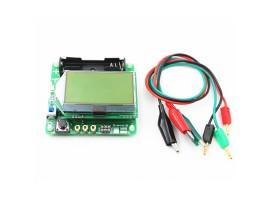 LCR и ESR-метр транзисторы-диоды-конденсаторы-сопротивления-индуктивности