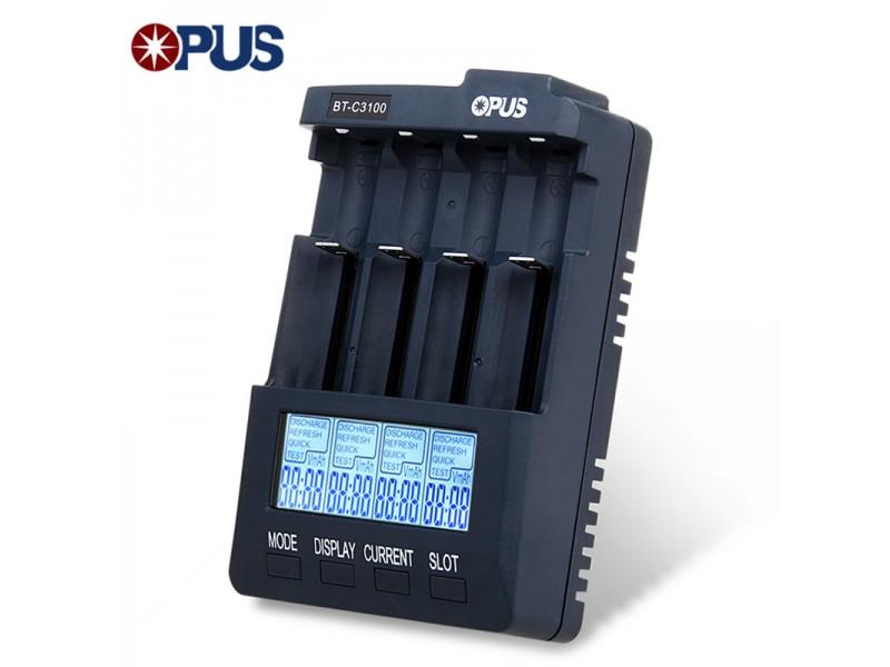 Зарядное устройство Opus BT-C3100 V2.2 умное универсальное для аккумуляторных батарей