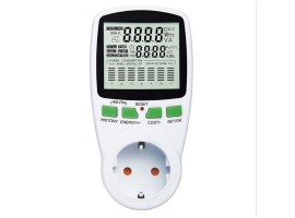 Цифровой ваттметр, счетчик энергии, измеритель мощности 220В 16А