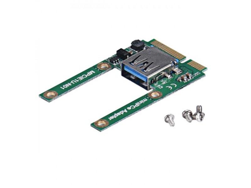 Адаптер Mini PCIe - USB 2.0