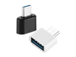 Адаптер USB 3.0 type-C - USB
